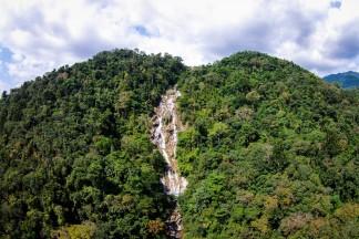 Top of Lata Kinjang