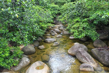Batu Berangkai Waterfall, Kampar, PERAK