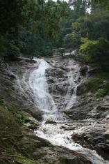 Cascade view of Lata Iskandar