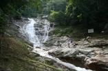 Main cascade