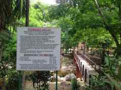 Rules and information about facilities