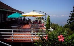 The Cendana Cafe.