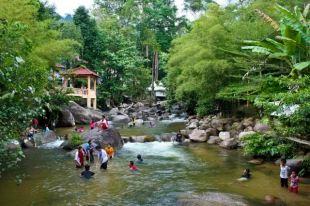 Main river.