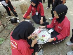 Group activity.