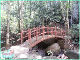 One of the bridge.
