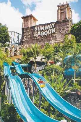 Sunway Lagoon, Subang Jaya, SELANGOR