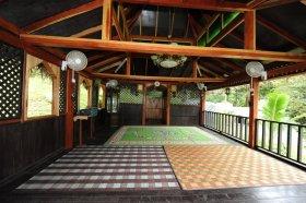 Inside prayer room.