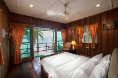 Inside room.