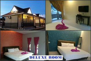 Deluxe room.