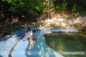 Main pool.