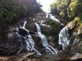 Highest waterfall.