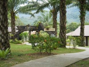 Spa Village.