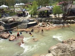 Lubuk Timah Hot Spring, Simpang Pulai, PERAK