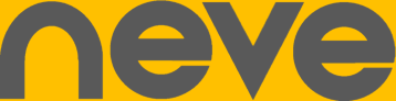 neve logo yellow