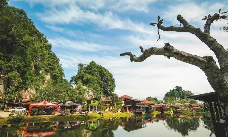 Qing Xin Ling Leisure & Cultural Village, Ipoh, PERAK
