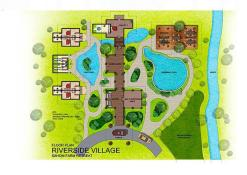Riverside Village Map