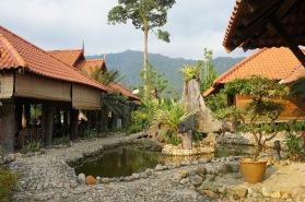 Villa view.