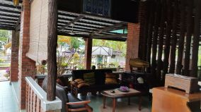Rest area.