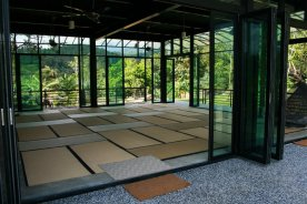 Tatami Room for indoor games.