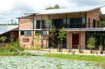 Brick House.