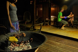 Have private BBQ at your house.
