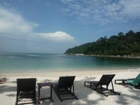 Beach area.