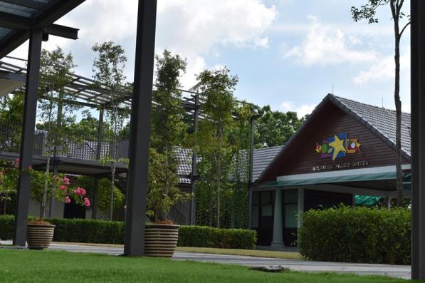 Selangor Fruits Valley - Ecobridge 1