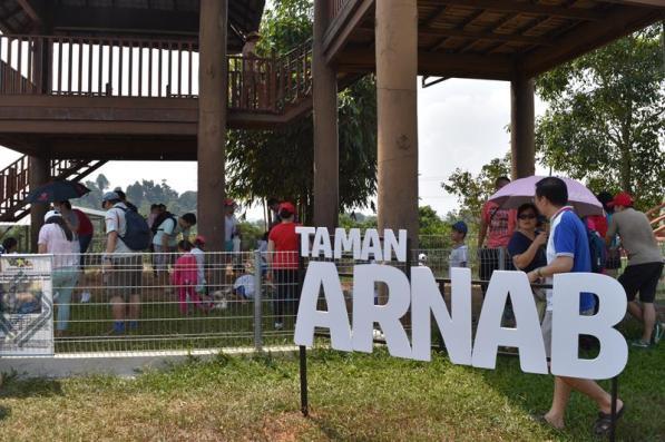 Selangor Fruits Valley - Taman Arnab 3
