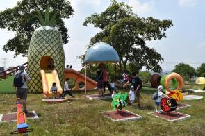 Selangor Fruits Valley - Taman Arnab 4