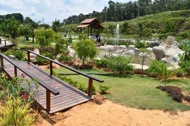 Selangor Fruits Valley - Taman Herba 9