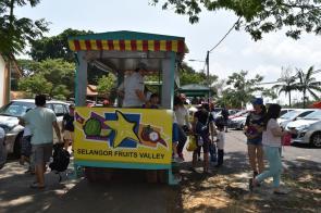 Selangor Fruits Valley - Trem 3