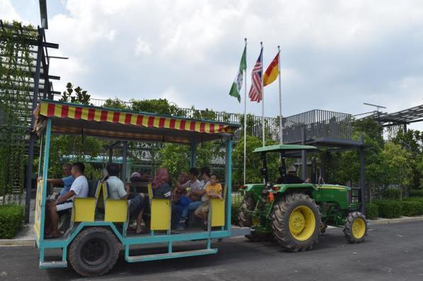 Selangor Fruits Valley - Trem 4